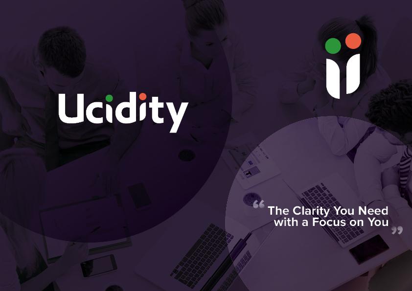 Ucidity Branding