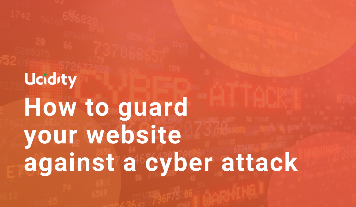 How to guard your website against a cyber attack